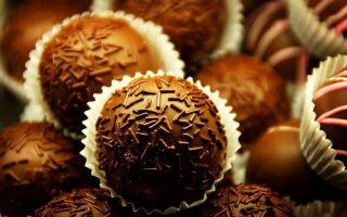Занимательный шоколадно-конфетный гороскоп