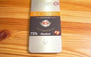 Швейцарский шоколад и шоколадные изделия «Bucheron»