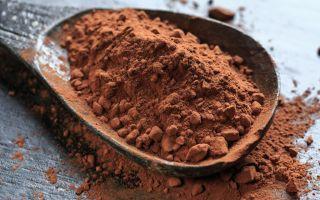 Какой действующий ГОСТ на какао порошок в России?