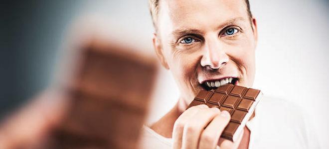 Шоколад и сексуальная активность женщины