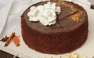 Как приготовить торт и крем «Мокко»: 6 оригинальных рецептов