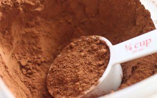 Какао порошок: разница между натуральным и растворимым, полезные свойства или вред?