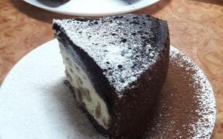 Шоколадная ватрушка «Черный Принц» в мультиварке