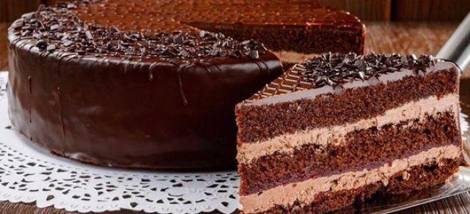 Узнайте несколько лучших рецептов приготовления торта Прага