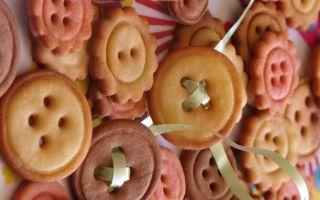 Рецепт печенья «Съедобные пуговки»