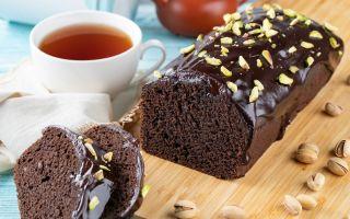 9 рецептов шоколадно-бананового кекса