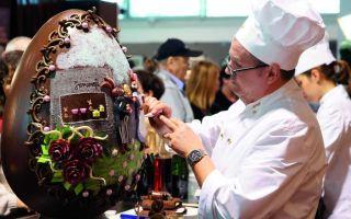 Шоколадные фестивали и выставки в Европе и Азии