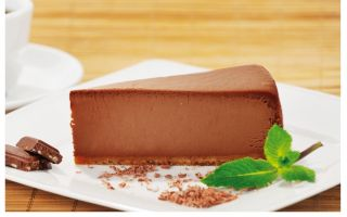 4 лучших рецептов чизкейка шоколадного без выпечки