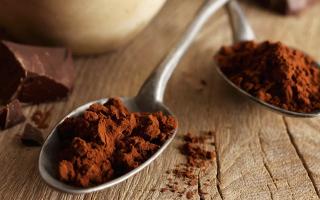 Алкализованное какао, в чем разница от какао порошка?