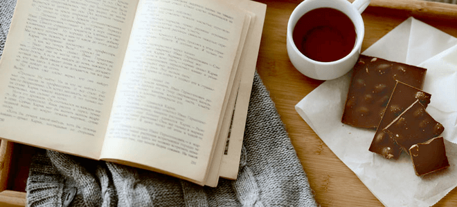 Книги о шоколаде