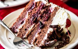 Идеальный рецепт торта «Черный лес». Теперь домашние умоляют меня готовить его чаще!