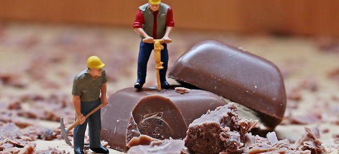 Шоколадное «золото»
