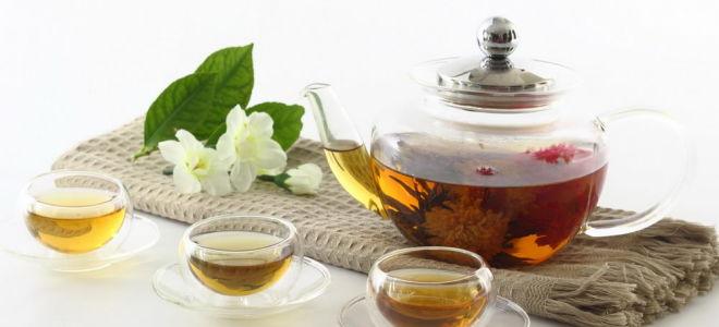Чай из кэроба