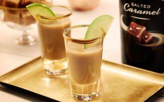 Как приготовить домашние коктейли с Бейлисом, просто, быстро и вкусно