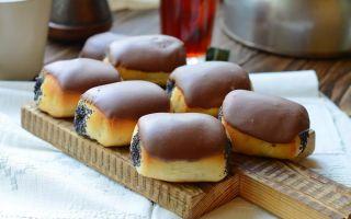 Готовим глазурь для булочек – 17 лучших рецептов