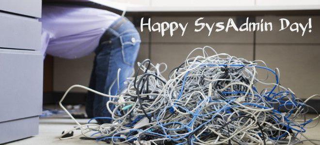 День системного администратора (сисадмина)