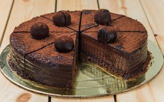 Готовим трюфельный торт в домашних условиях – 6 рецептов