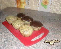 Шоколадные кексы «Сюрприз»