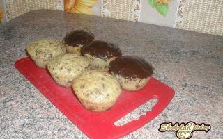 Шоколадный кекс «Сюрприз»