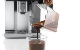 3 пошаговых рецепта приготовления горячего шоколада в кофемашине