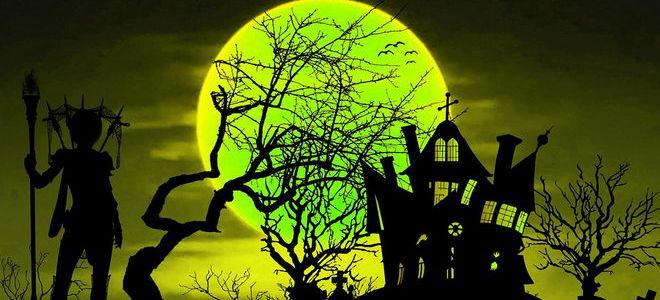 Шоколад и Хэллоуин
