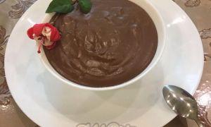 Как приготовить очень вкусный шоколадно-кофейный пудинг