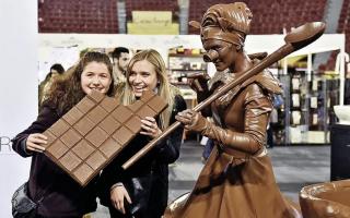 Шоколадные фестивали и праздники в Америке и Канаде