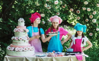 Международный День Торта