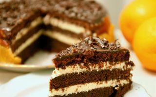 Готовим очень вкусный и простой шоколадный торт на кефире