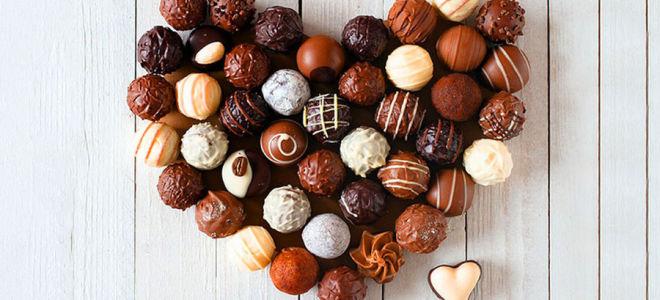 Как сделать домашние конфеты