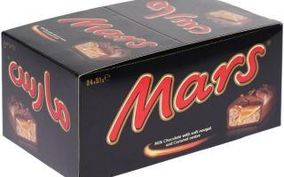 Марс – все будет в шоколаде