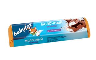 О шоколадном батончике Babyfox, польза или вред?