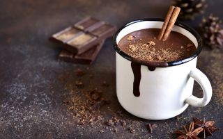 Как приготовить густой горячий шоколад:  3 рецепта