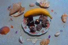 Фото 6. Бананы в шоколаде на палочке. Приятного аппетита!