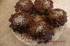 Фото 4. Шоколадные мини кексы.