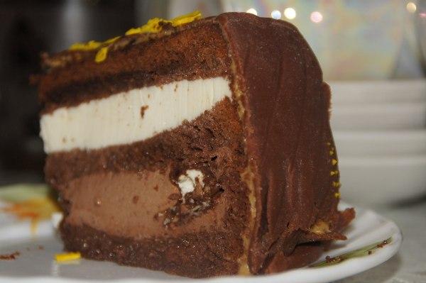 Фото shokoladniy biskvit s sufle 13.