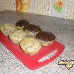 Шоколадный кекс «Сюрприз» рецепт пошагово