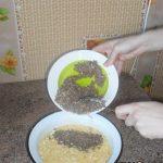 Шоколадный кекс «Сюрприз» рецепт пошагово шаг3