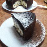 Шоколадная ватрушка «Черный Принц».