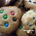 Американское печенье с шоколадом фото.
