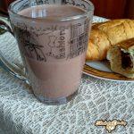 варить какао на молоке