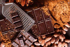 Шоколада из кэроб