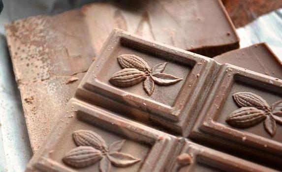 Просроченный шоколад.