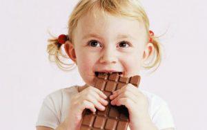 шоколадная аллергия