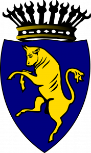 герб города Турин Италия