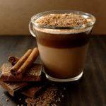 Фото 3. Горячий шоколад в чашке.