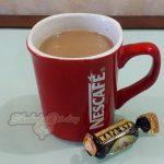 Фото 1. Кофе с шоколадом.