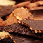 Орехи в шоколаде, ручная работа.