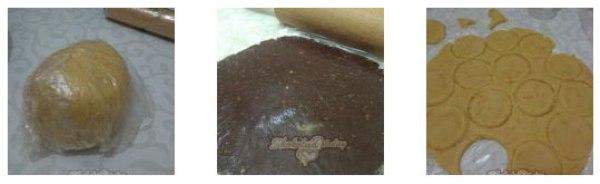 Фото pesochnoe shokoladnoe pechene s arahisom17.