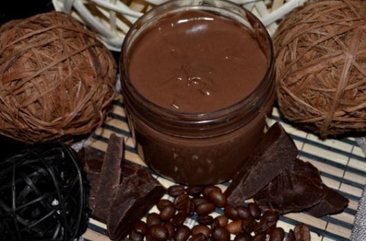 Фото 4. Шоколадное масло в домашних условиях.